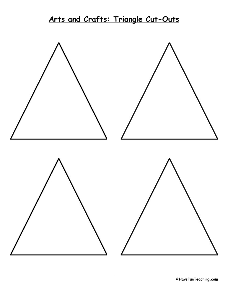 triangle-cutouts