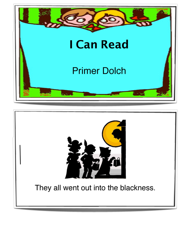 dolch-primer-book