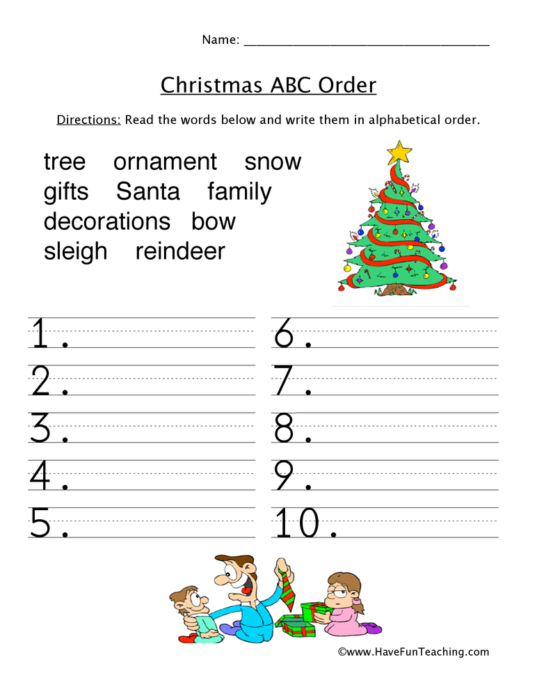 christmas-abc-worksheet