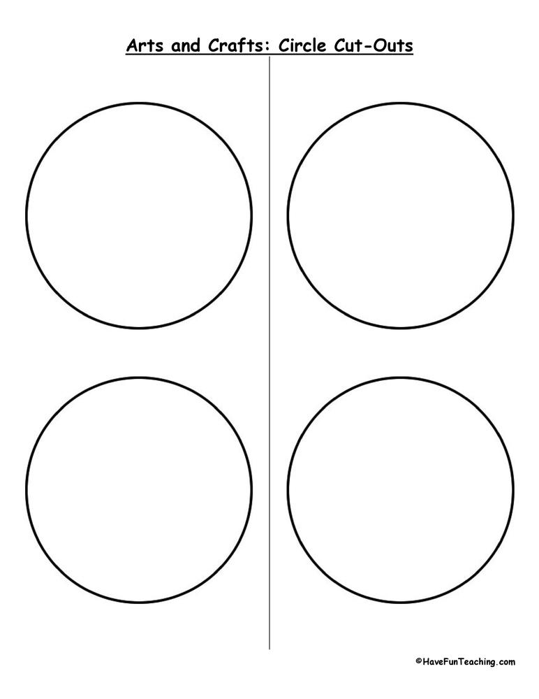 Circle Cut Outs