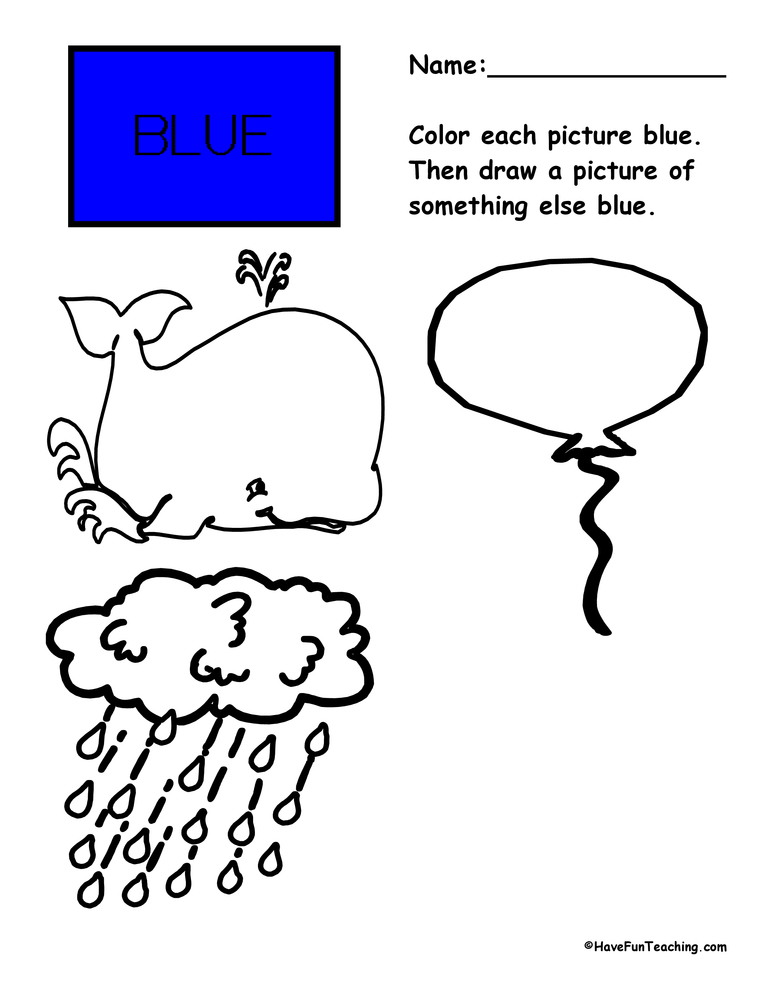 color-blue-worksheet