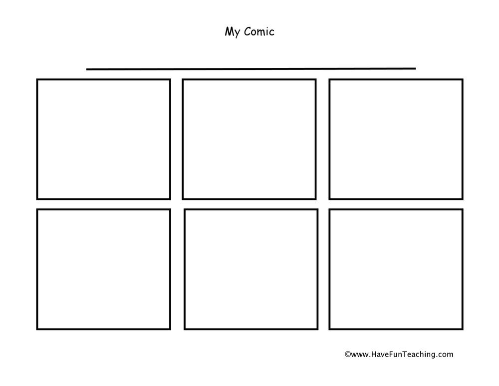comic-strip-writing-worksheet-1