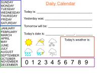 daily-calendar