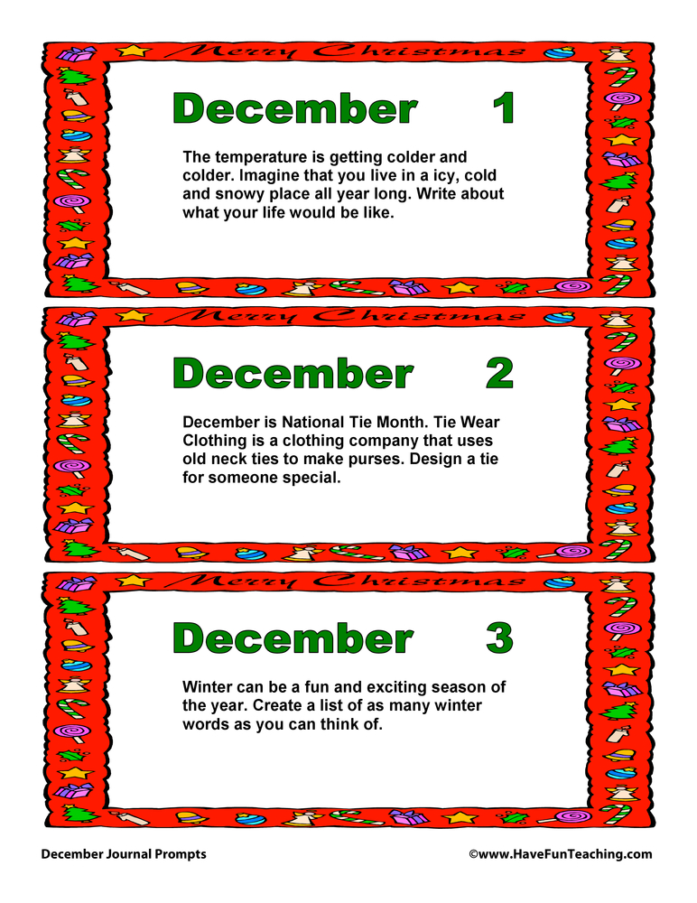 prompts for journal writing This page contains creative journal writing prompts for students super teacher worksheets also has thousands of writing worksheets and printable activities.