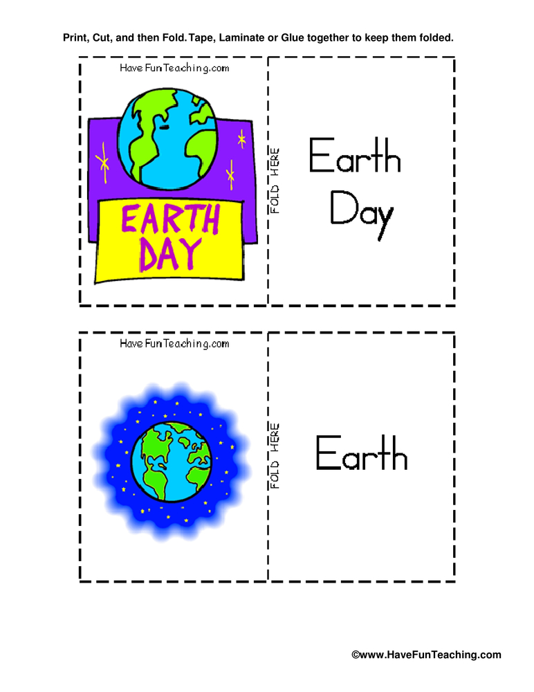 earth-day-flash-cards