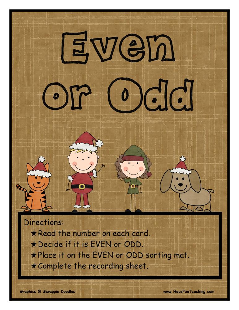 even-odd-christmas-activity