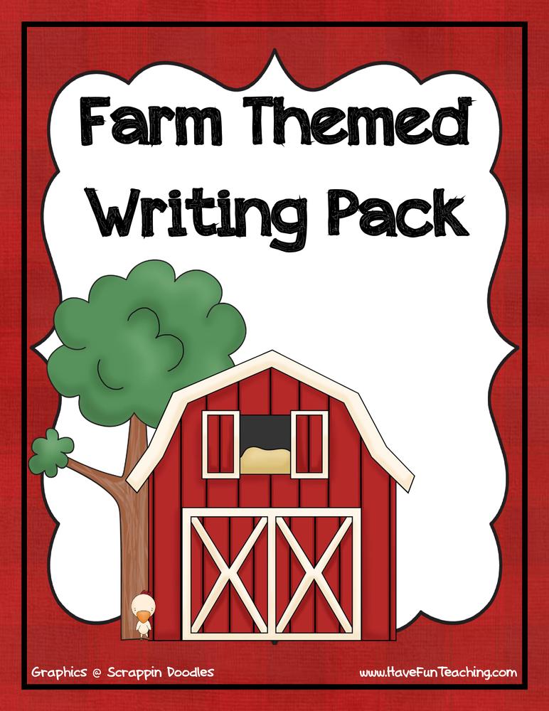farm-writing-activity