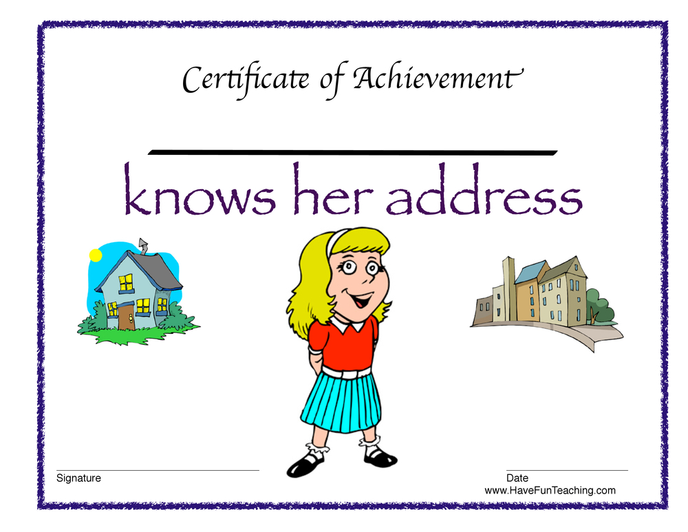 girl-address-certificate