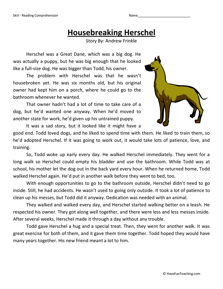 Fourth Grade Test Practice | Have Fun Teaching