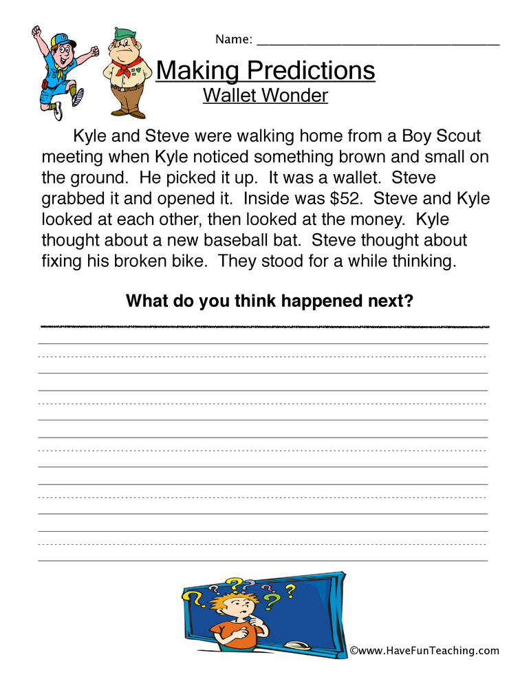 making-predictions-worksheet-5