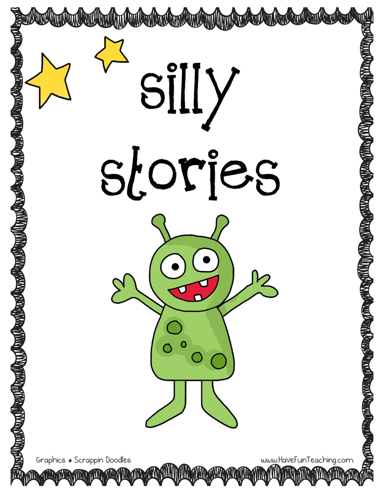 Silly Stories Story Starters