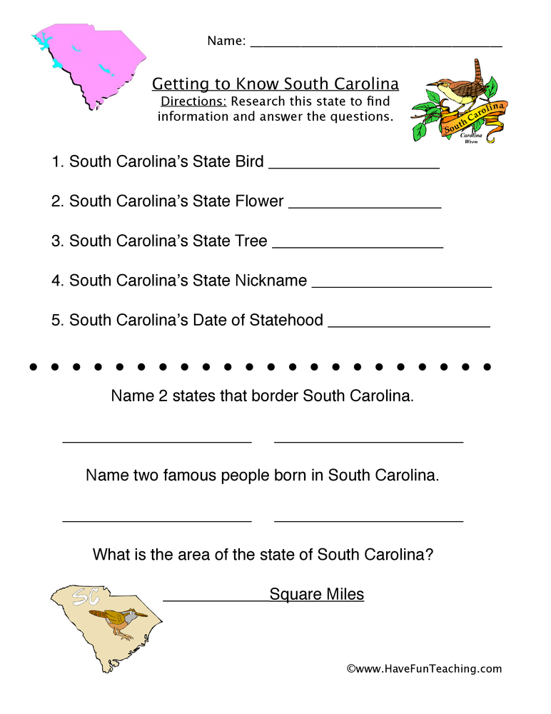 south-carolina-worksheet-1