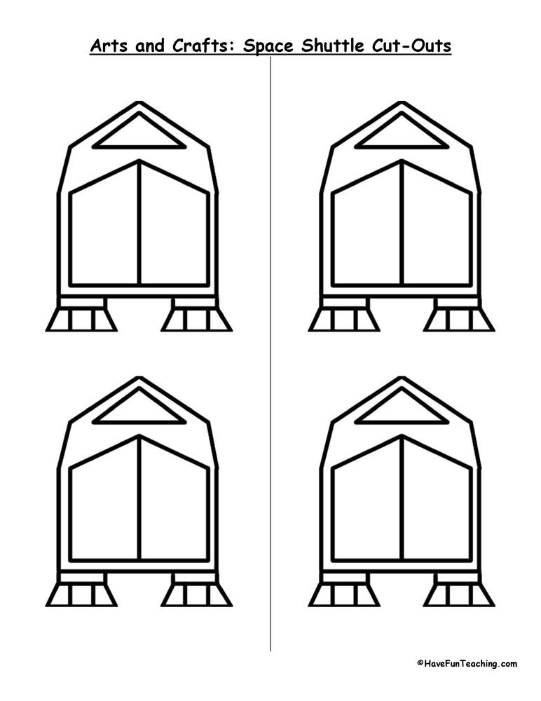 space-shuttle-cutouts