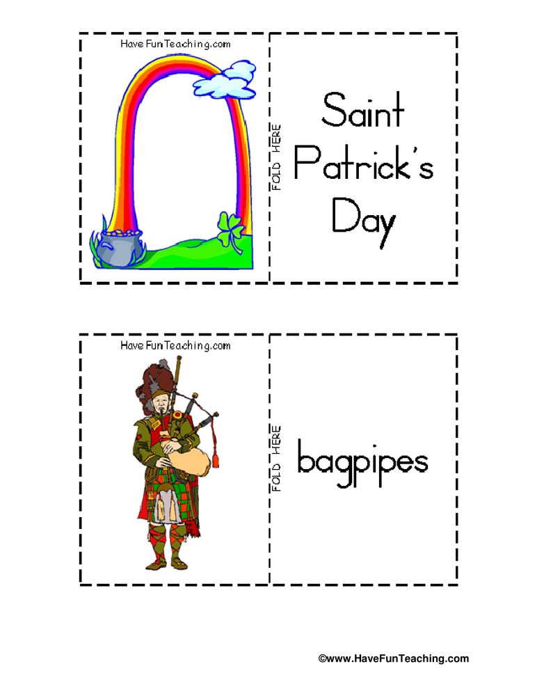 st-patricks-day-flash-cards