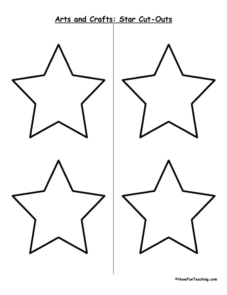star-cutouts