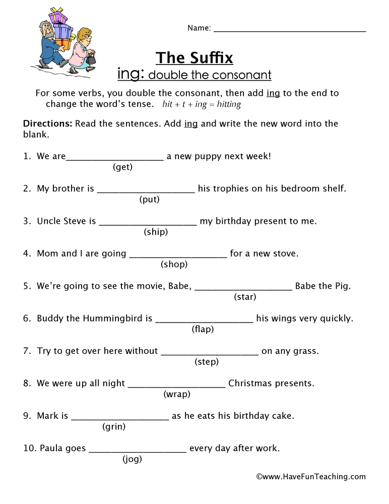 suffix-ing-worksheet-5