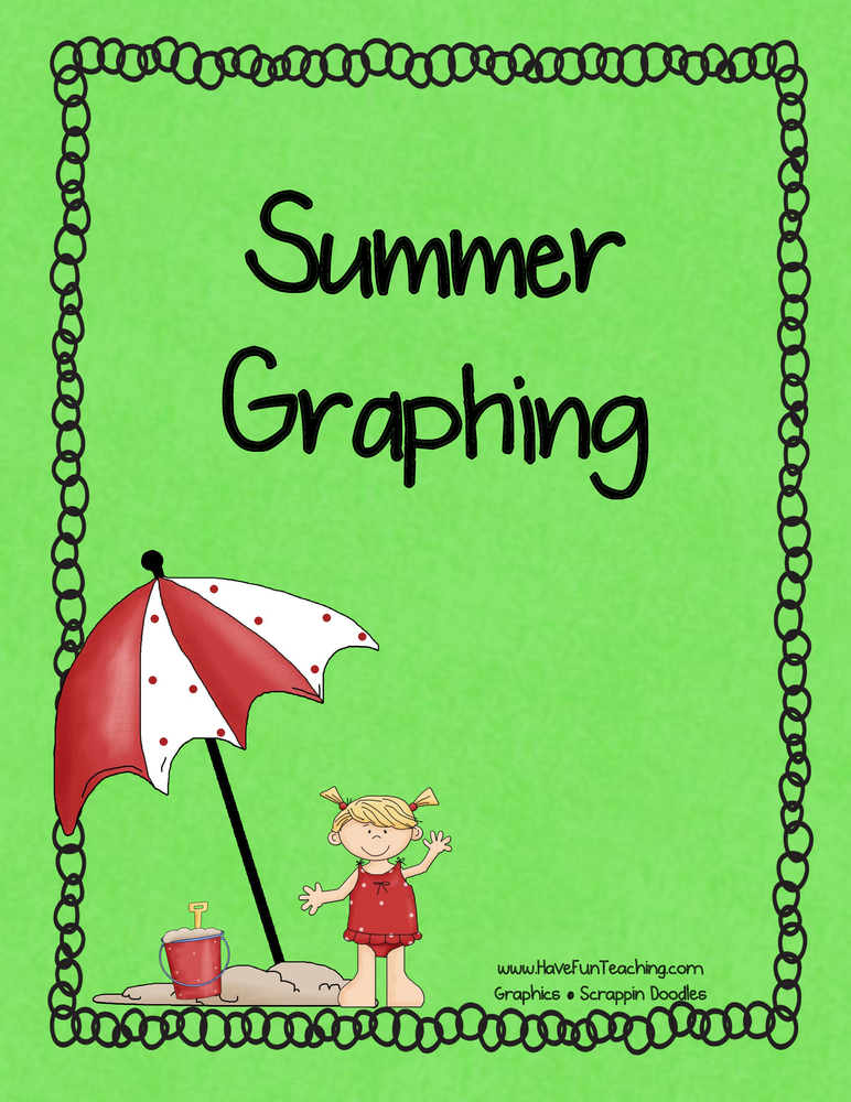 summer-graphing-activity