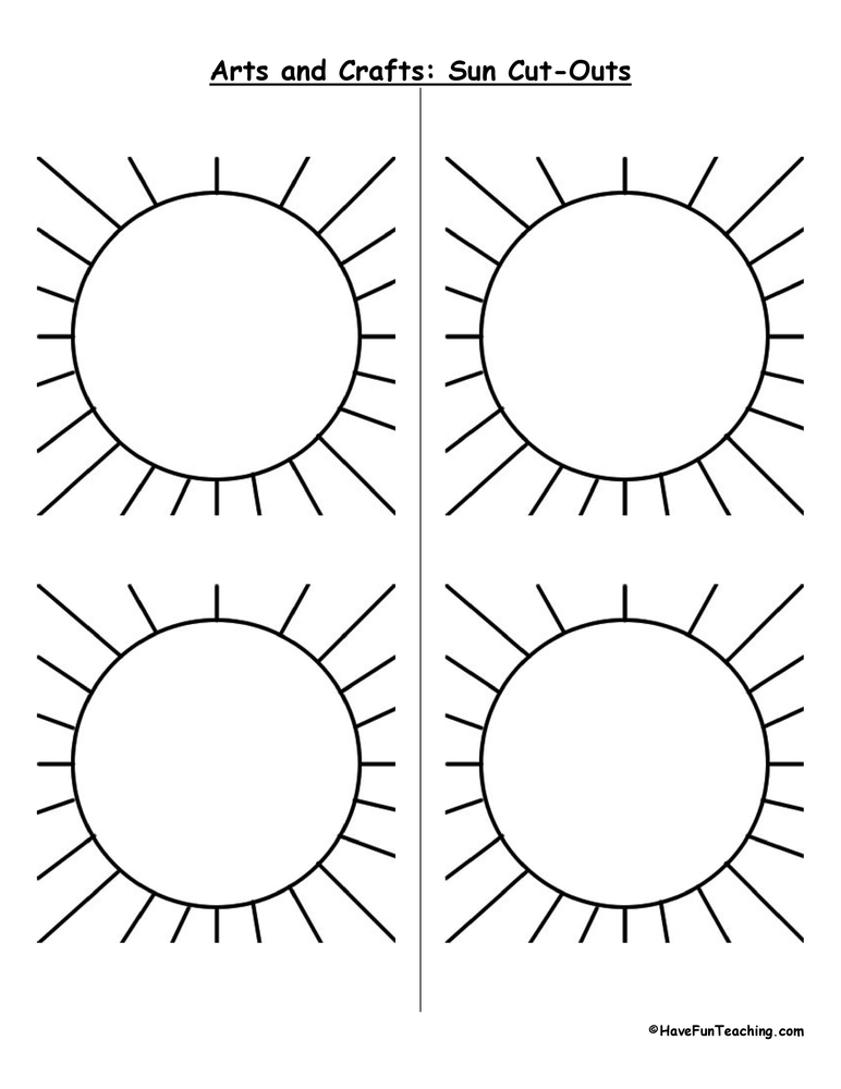 sun-cutouts