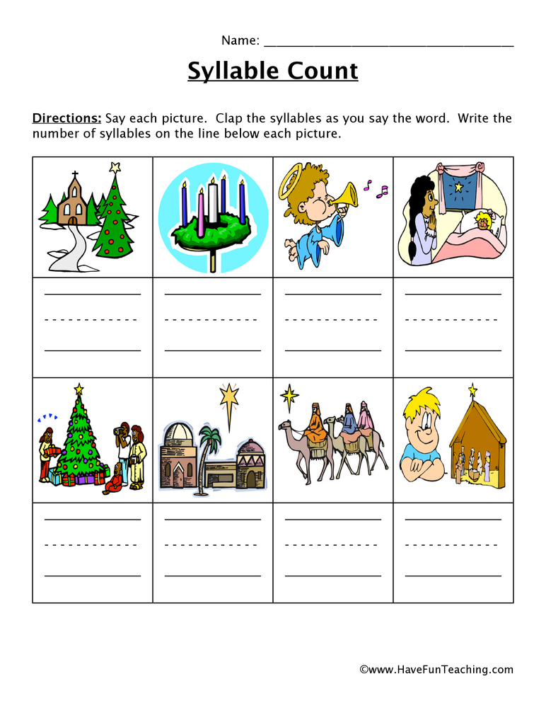 syllable-worksheet-4