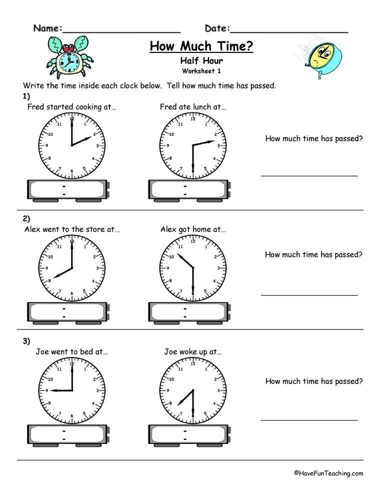 time clock sheet