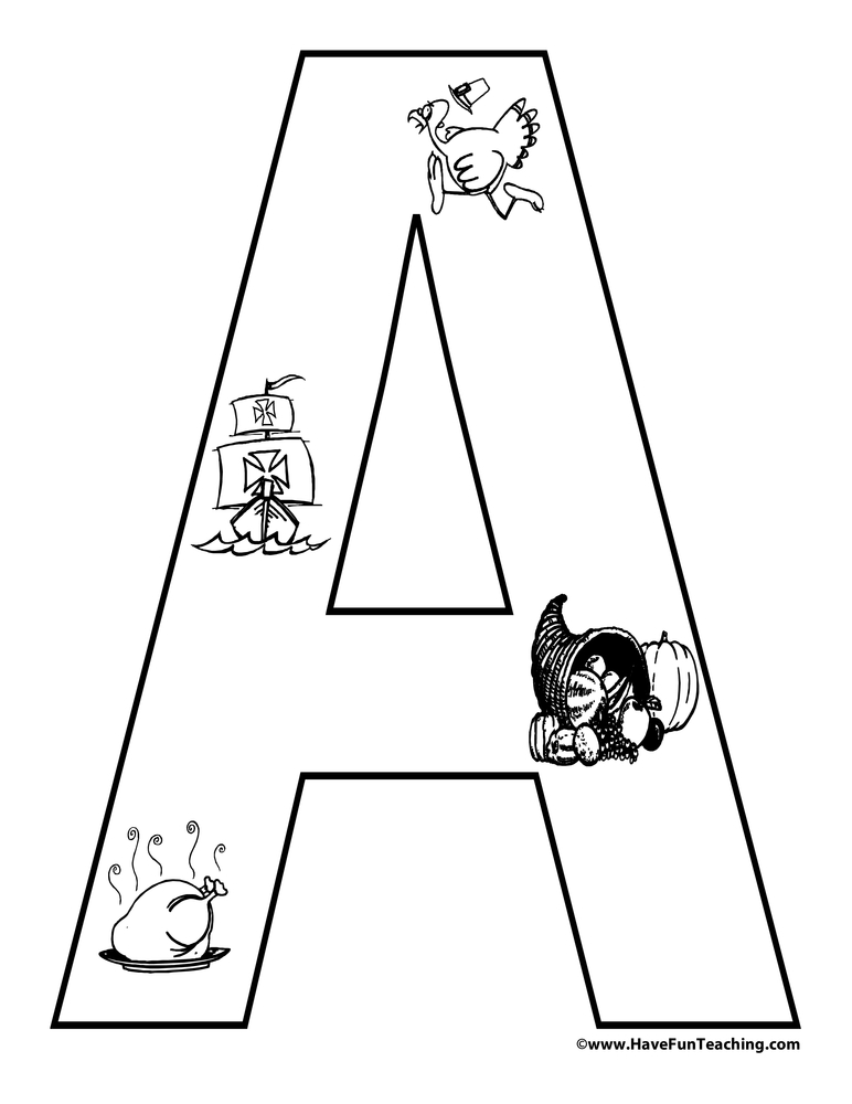 thanksgiving-alphabet-letters