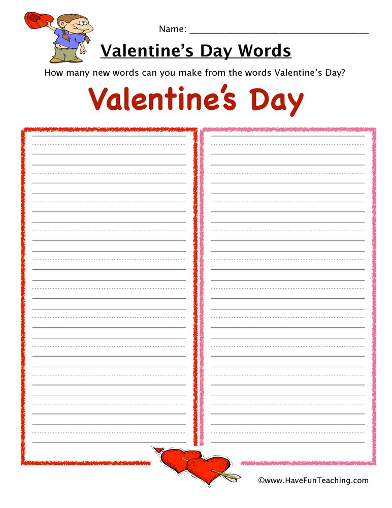 valentines-day-worksheet