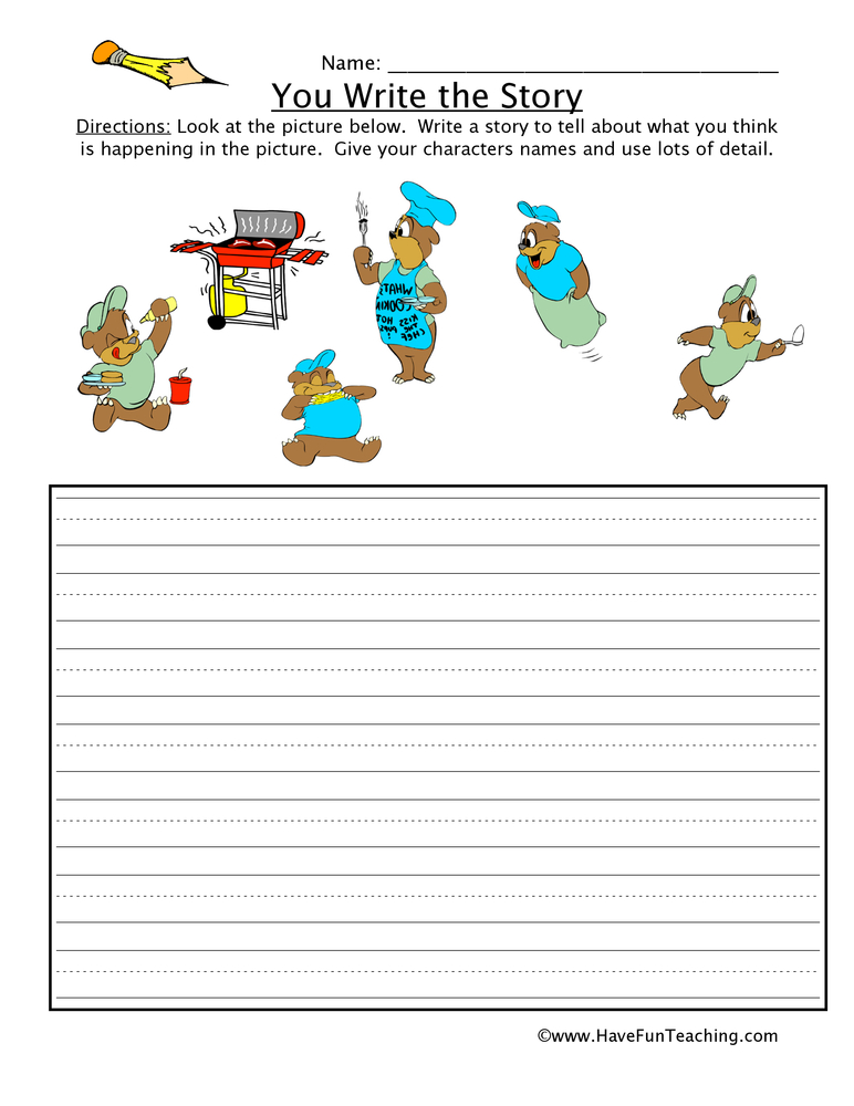 writing worksheets for kids Here you can find worksheets and activities for teaching creative writing to kids, teenagers or adults, beginner intermediate or advanced levels.