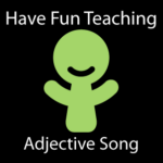 adjective-song