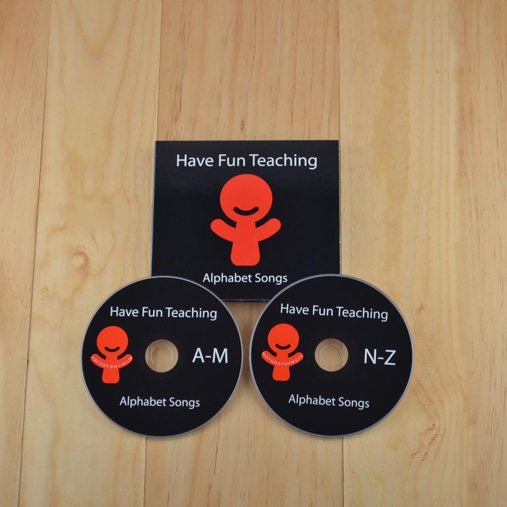 Music CDs | Have Fun Teaching