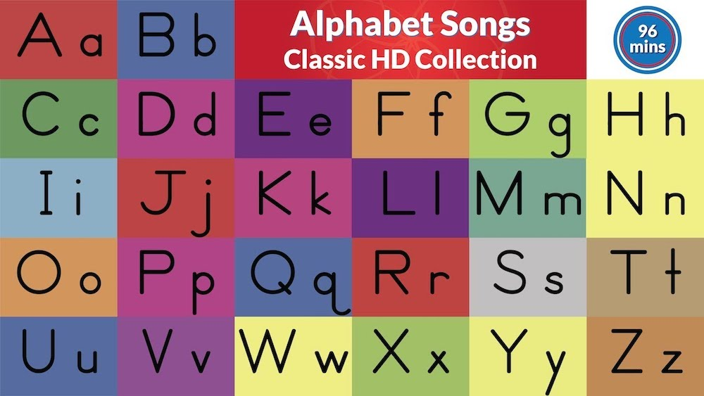 Alphabet Songs (Classic Video Collection)