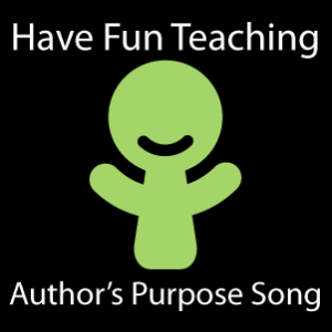 authors-purpose-song