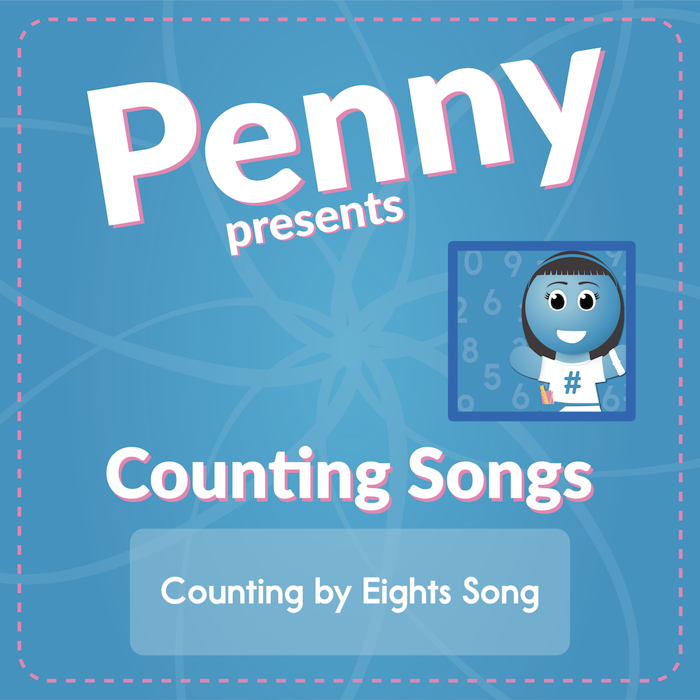 Counting By Eights Song