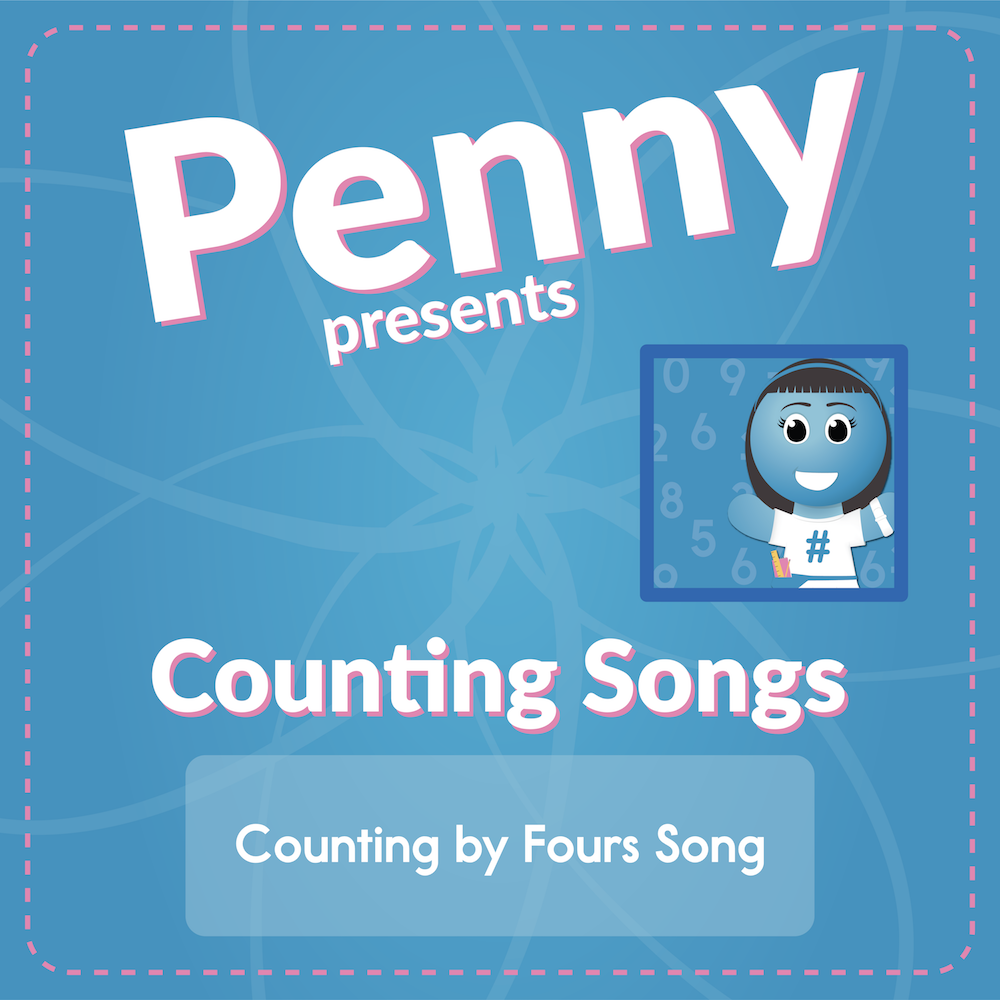 Counting By Fours Song