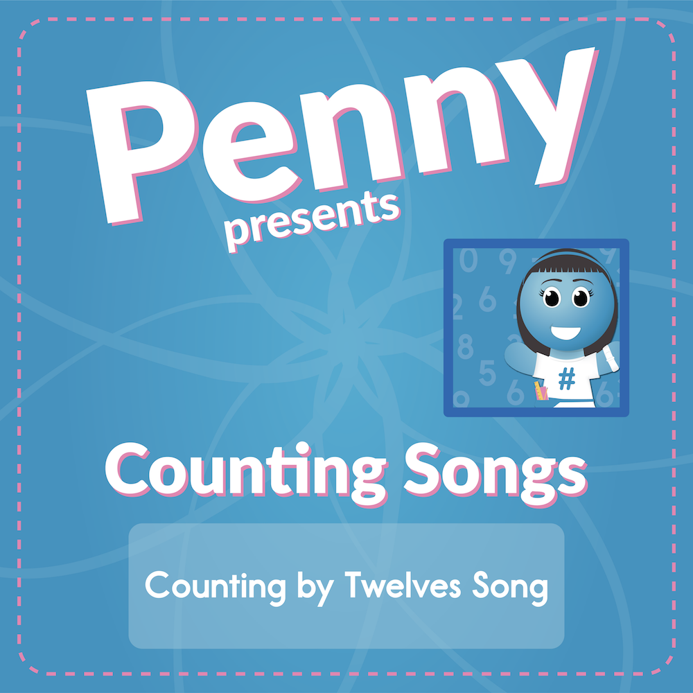 Counting By Twelves Song