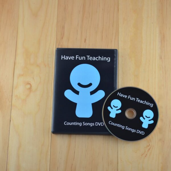 Have Fun Teaching | Counting Songs DVD
