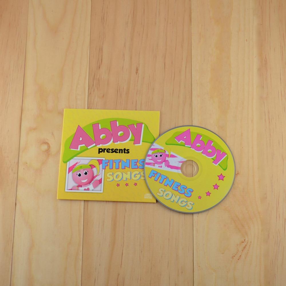 Fitness Songs CD