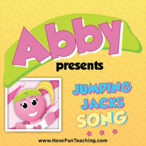 Jumping Jacks Song