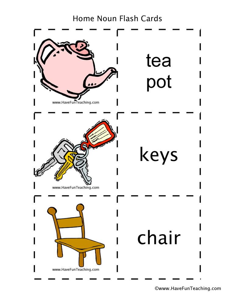 home-flash-cards