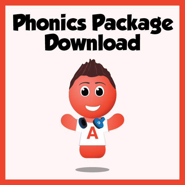 Phonics Package Download | Have Fun Teaching