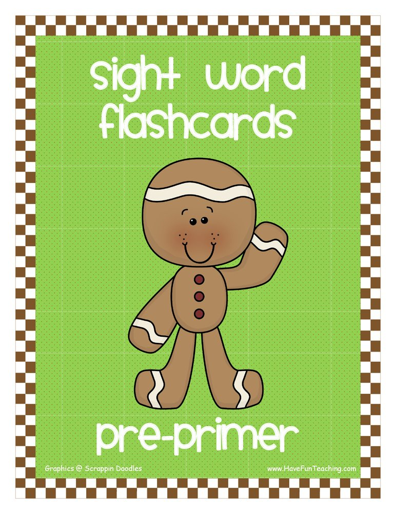sight-word-flashcards-pre-primer-activity