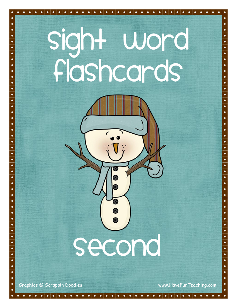 sight-word-flashcards-second-activity-snowman