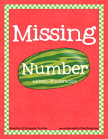 missing number addition subtraction activity