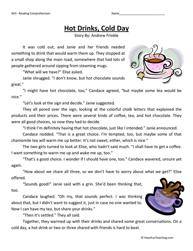 reading comprehension worksheet 3rd grade 100 images reading – Reading Comprehension Worksheet 3rd Grade