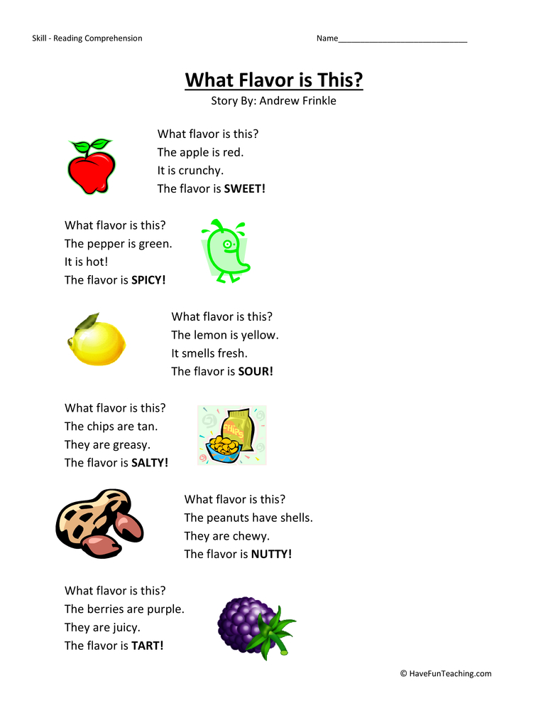 math worksheet : kindergarten reading comprehension worksheets  page 11 of 11  : Comprehension Worksheets Kindergarten