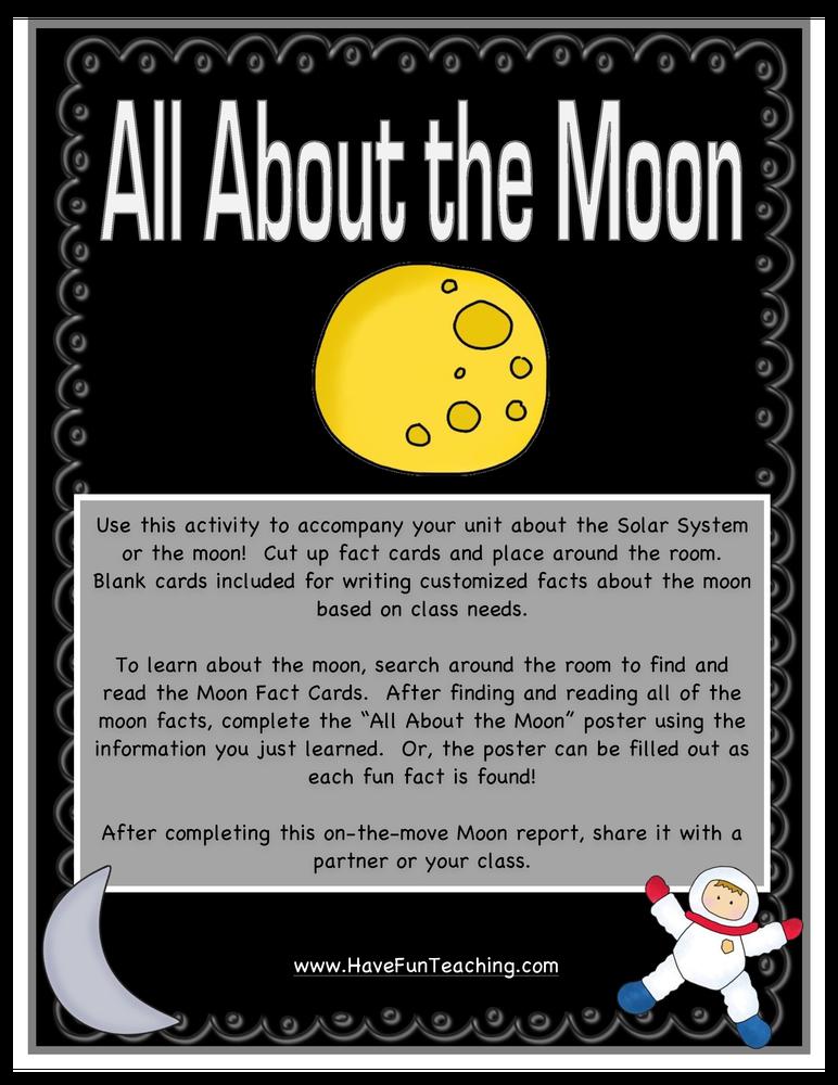 moon activity