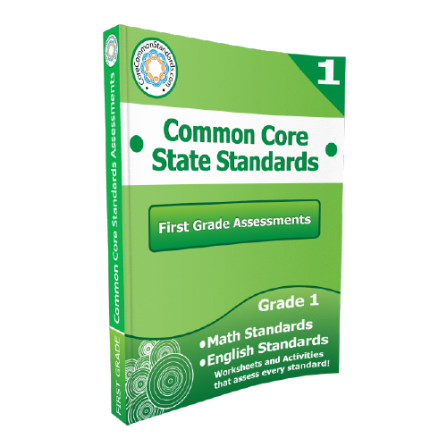 First Grade Common Core Assessment Workbook Download