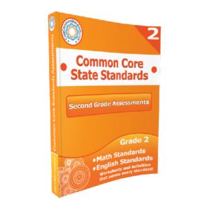 2nd Grade Common Core Assessment Workbook