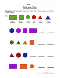 28 worksheets on shapes and their attributes free printable geometry worksheets 3rd grade. Black Bedroom Furniture Sets. Home Design Ideas