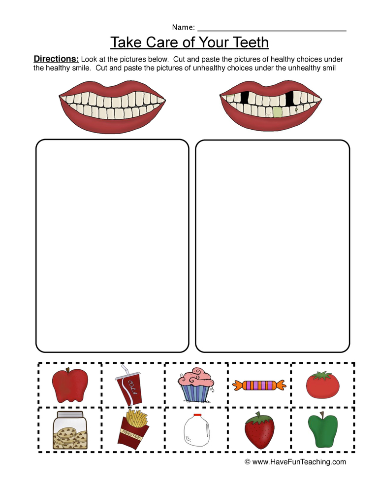 math worksheet : health and nutrition worksheets  have fun teaching : Healthy Food Worksheets For Kindergarten
