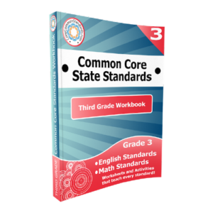 Third Grade Common Core Workbook